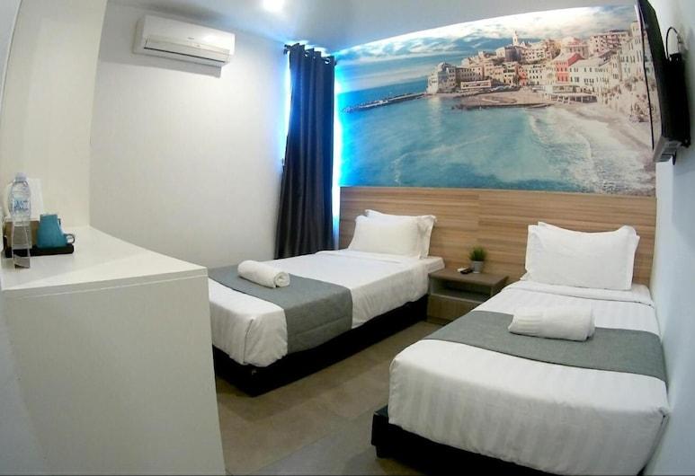 斯里女皇酒店, 吉隆坡, 客房