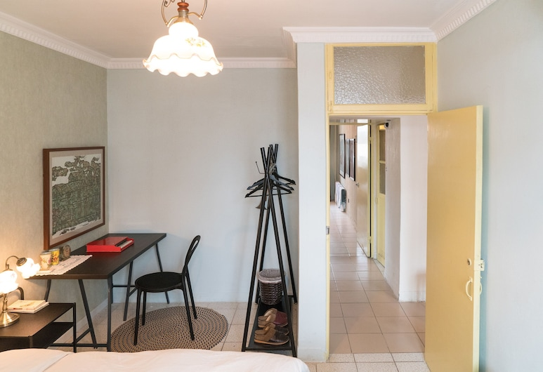 三里屯靜謐復古風格@掌宿CactusSpace, 北京市, 整套公寓, 客房
