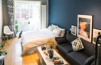 Picture of Cactus space-Sanlitun Photography themed Apartment in Beijing