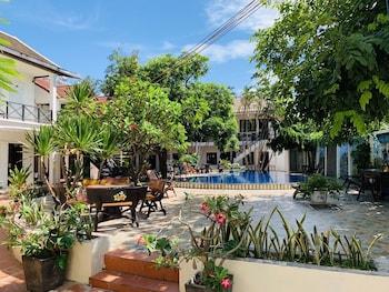 Vientian bölgesindeki Vientiane Garden Villa Hotel resmi