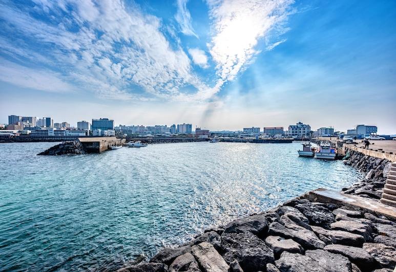 Sea Palace Pension, Jeju City, Guest Room
