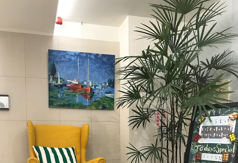 雅璞文旅, 台北市, 櫃台