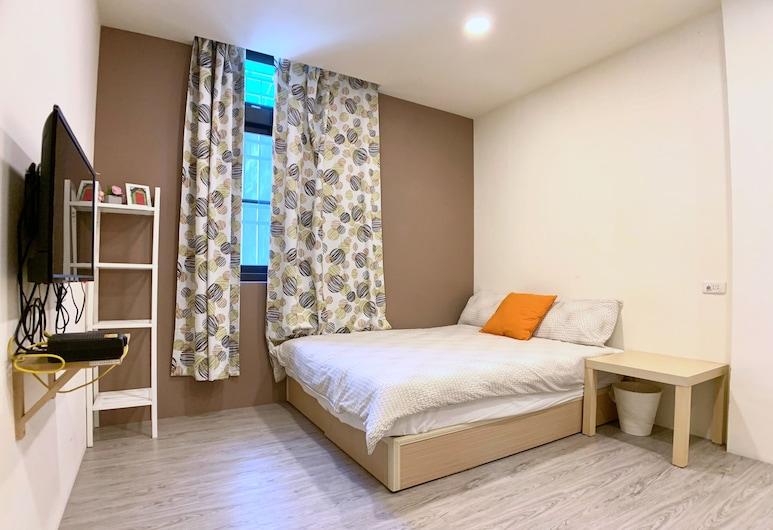 パリーポート チェ, 台南, クラシック ダブルルーム 禁煙, 部屋