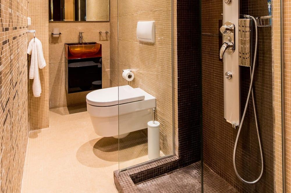 Vila, 3 kamar tidur, jet tub - Kamar mandi