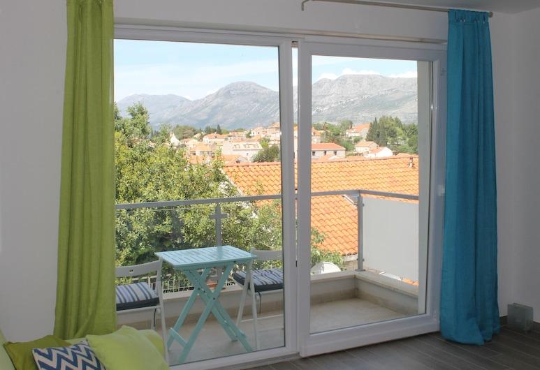 Apartments Mala, קונבלה, דירה, חדר שינה אחד, מרפסת, נוף לים, נוף מהחדר