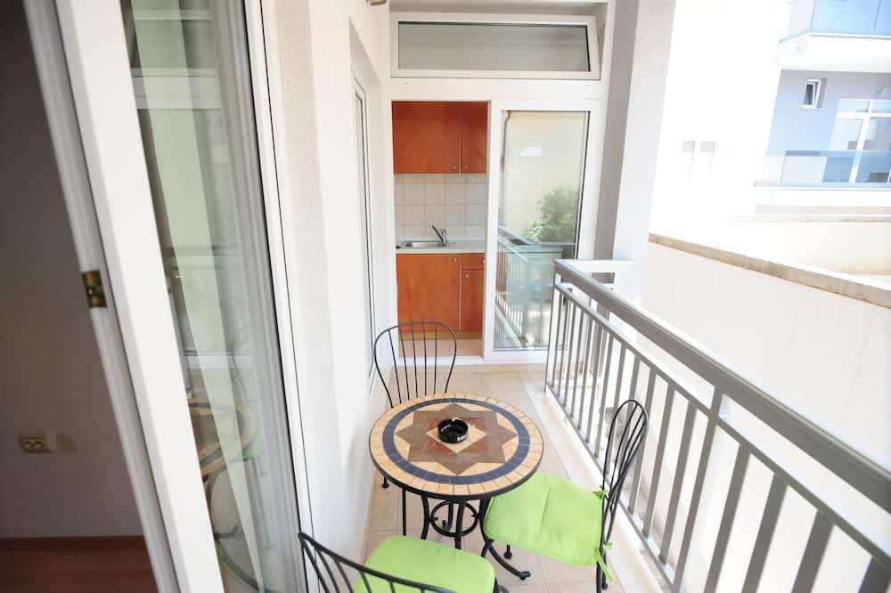Apartment (A2+1 No.1) - Balkoni