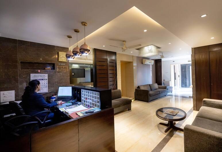 Colaba Suites, Mumbai, Pohľad na hotel