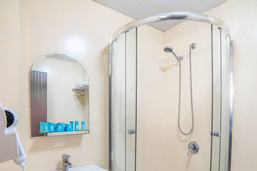Superior dvokrevetna soba, 1 bračni krevet, pogled na more - Kupaonica