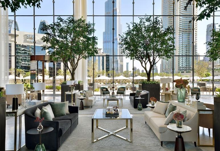 Address Sky View, Dubaj, Posezení ve vstupní hale