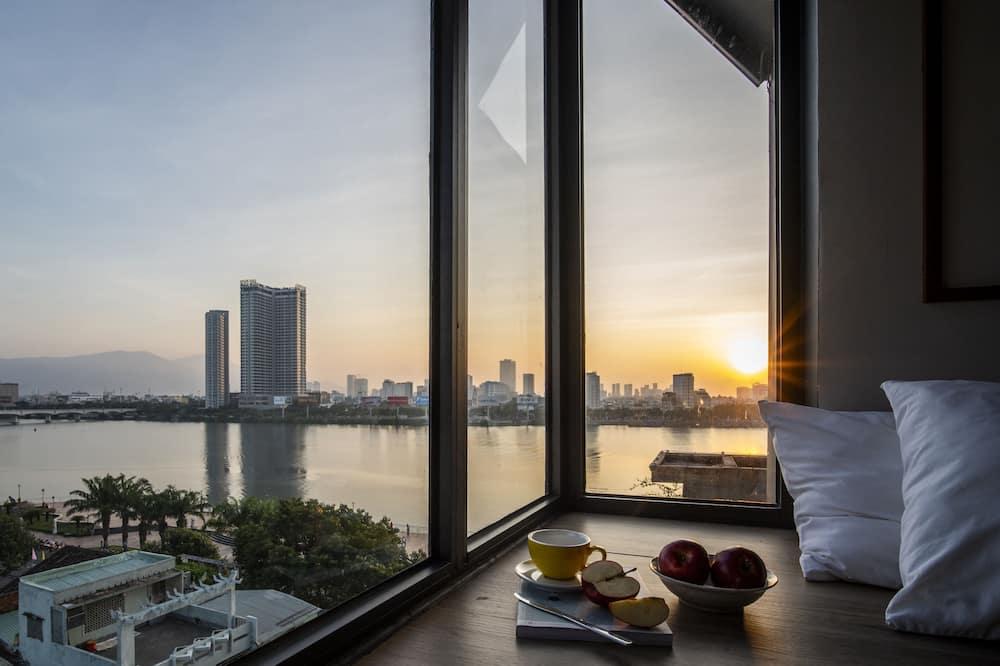 Deluxe-Suite (Seahorse's) - Blick auf die Stadt
