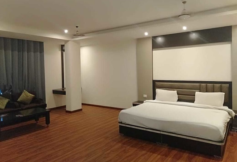 Ratan Paradise, New Delhi, Deluxe Room, 1 Double Bed, Non Smoking, Guest Room