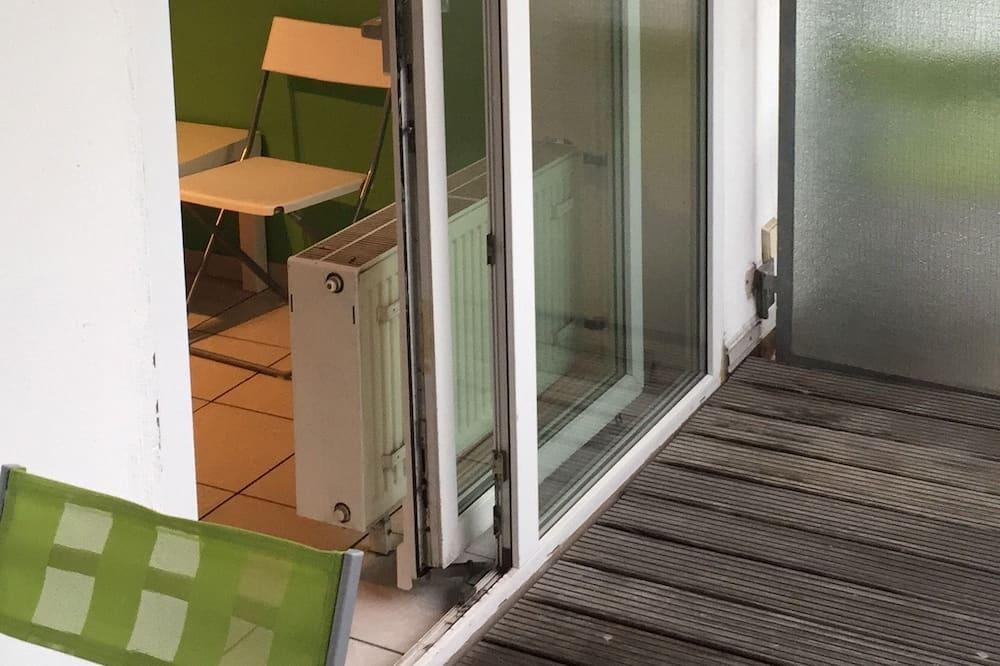 Eenvoudig appartement (incl. 50€ Cleaning Fee) - Balkon