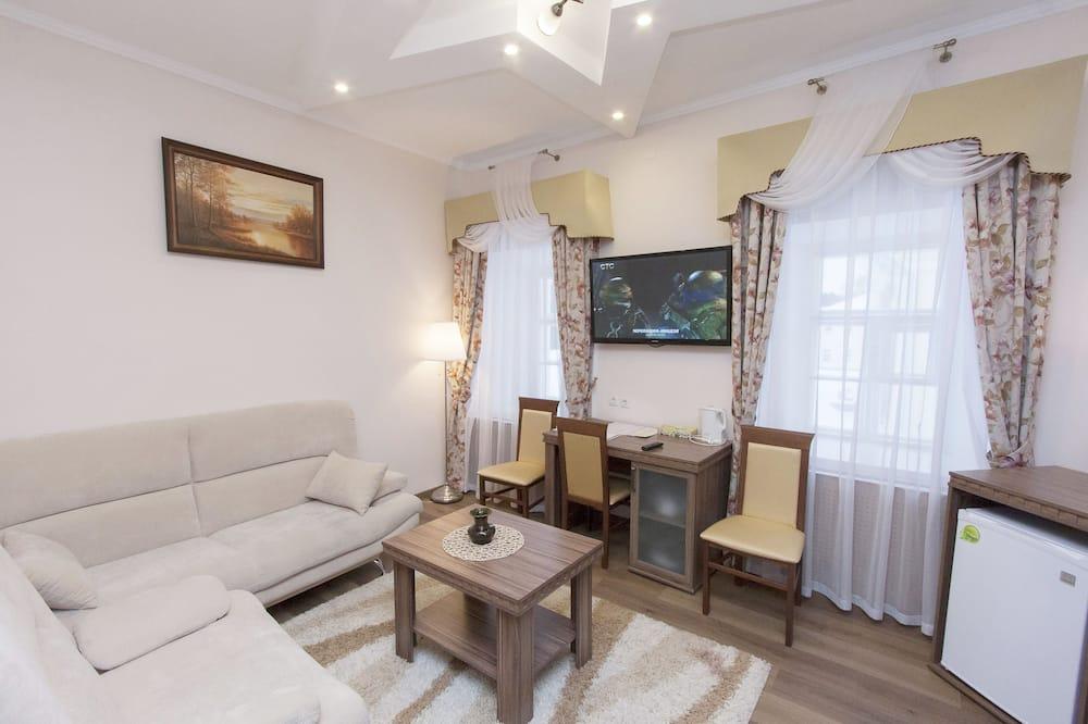 Suite (5/7 korpus) - Living Room