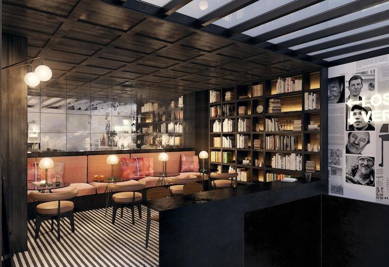 Boutique Hotel Casa Volver, Barcelona, Lounge do hotel