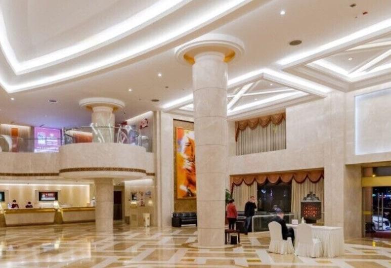 Hanjue Yangming Hotel, ווחו, לובי