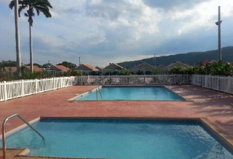 Caymanas Adrian's Vacation Rental Home, Kingston, Baseinas