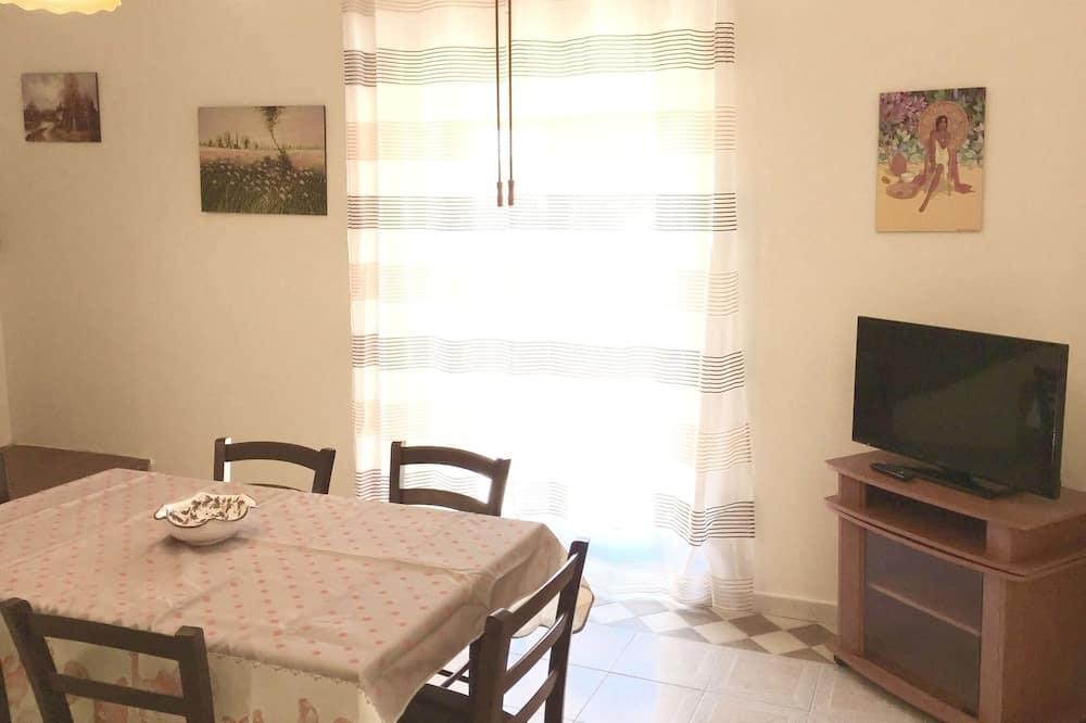 Вилла, 3 спальни - Обед в номере