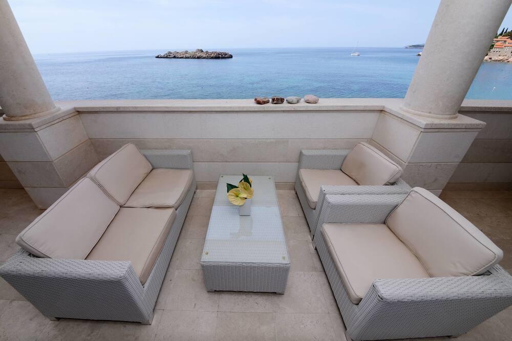 Comfort Apartment, Sea View - Balkoni