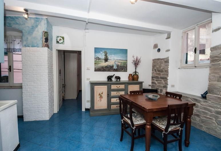 Casa nel Borgo, Riomaggiore, 1 Odalı Apart Daire, Oturma Alanı