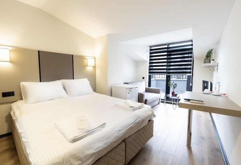 Global Suites Hotel, Istanbul, Studio Executive, Hiên, Phòng