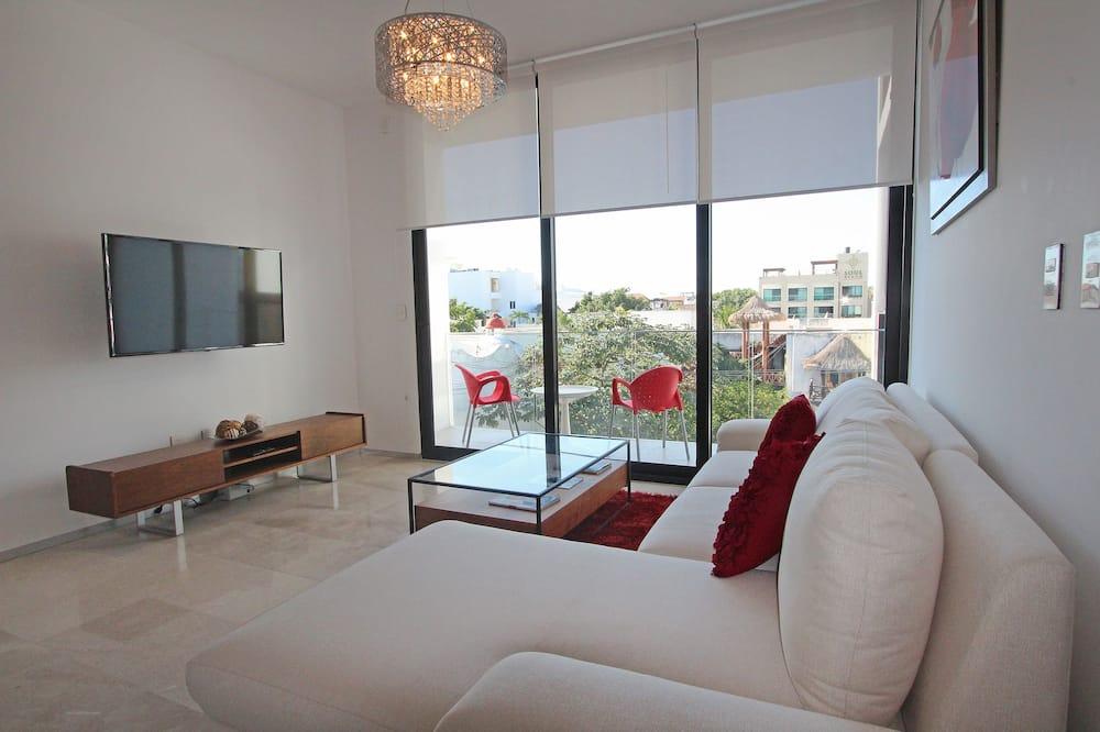 Apartment, 2 Bedrooms, Ocean View - Bilik Rehat