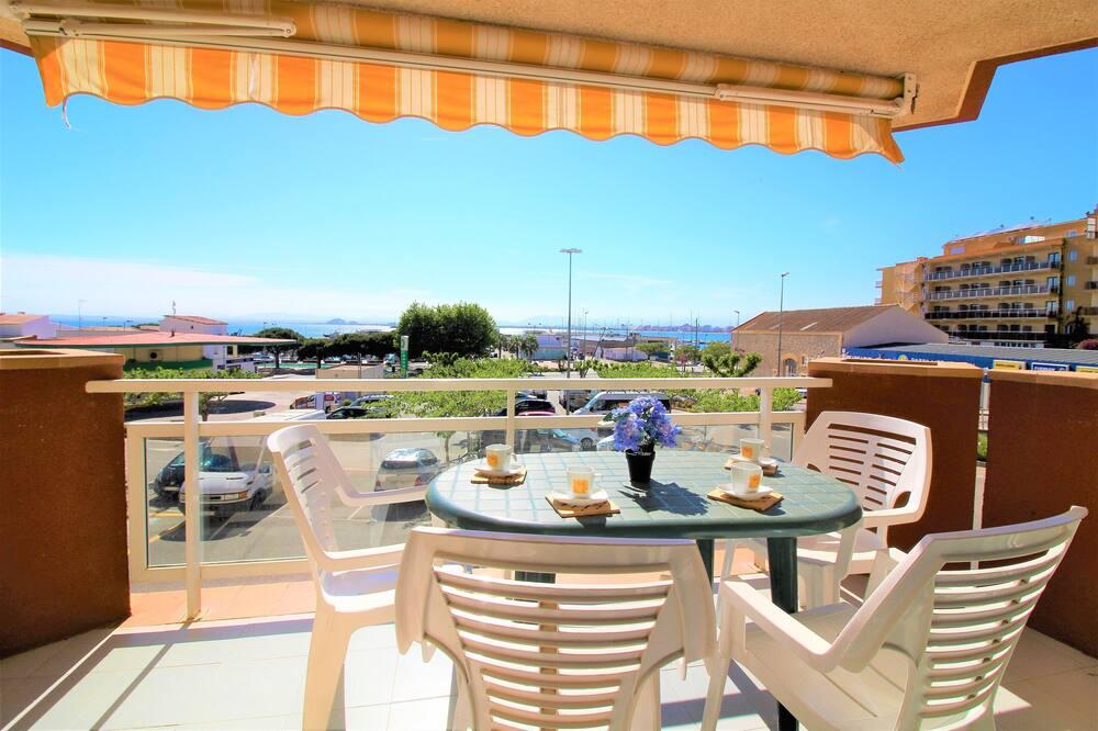Apartment, 1 Bedroom, Marina View - Balcony