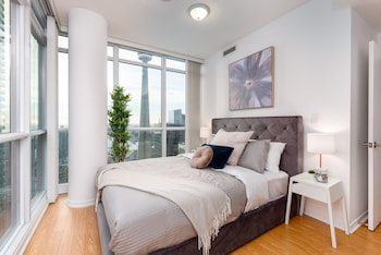 Picture of QuickStay - Elegant & Modern Condo in Toronto