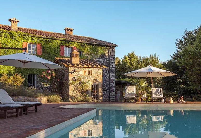 Villa Fonteintanata, Montecatini Val di Cecina