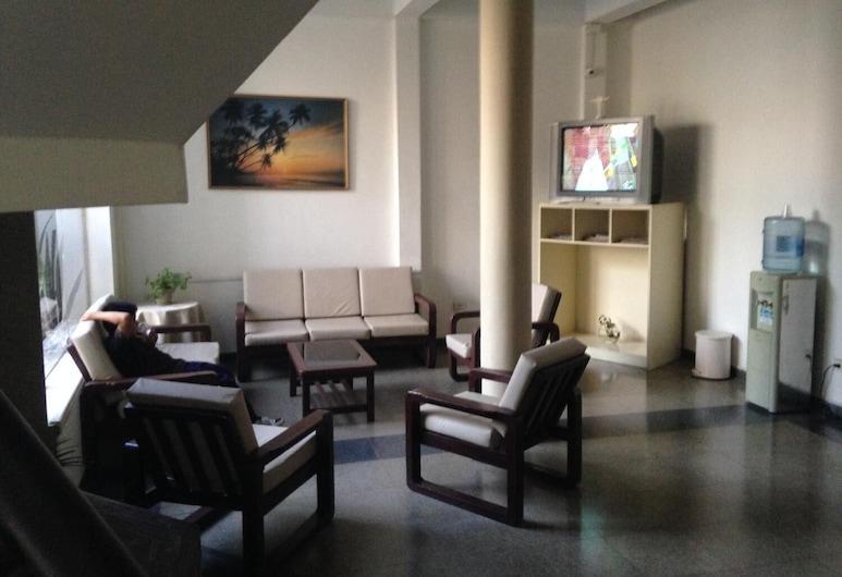 Hotel Jenecheru, Santa Cruz, Obývačka