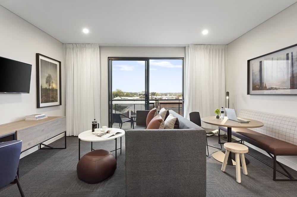 Apartmán, dvojlůžko (200 cm) - Obývací pokoj