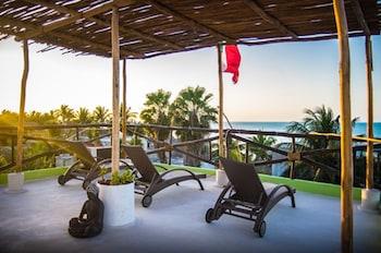 Foto del Hotel La Chaya en Holbox