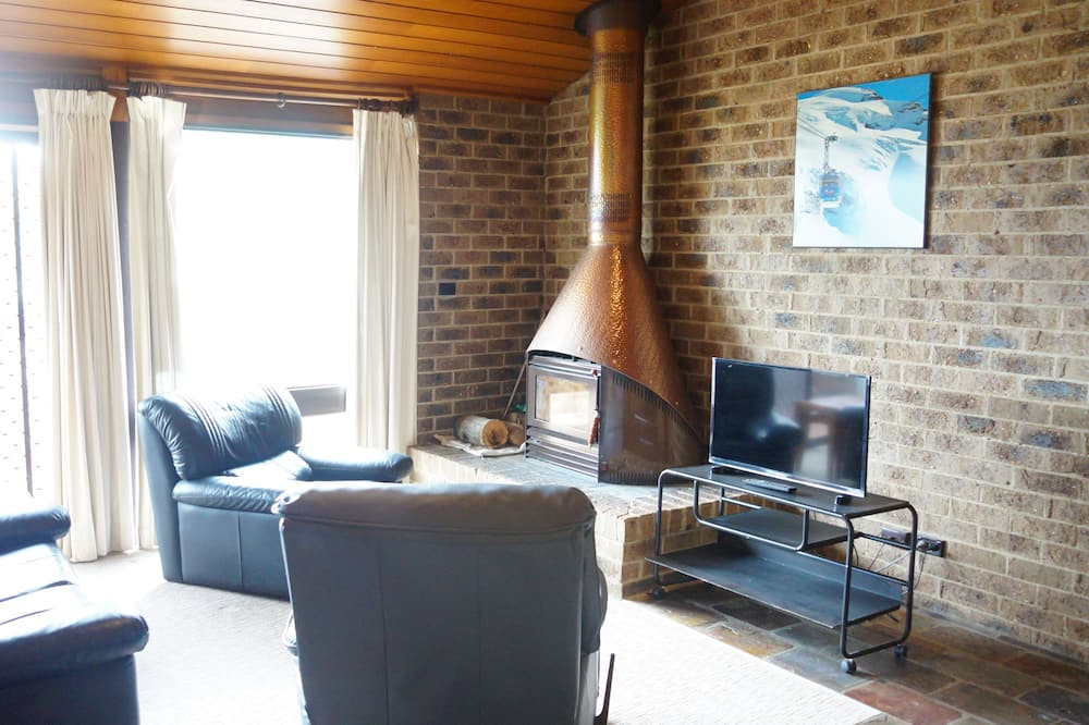 Basic Apartment, 3 Bedrooms, Non Smoking - Living Area