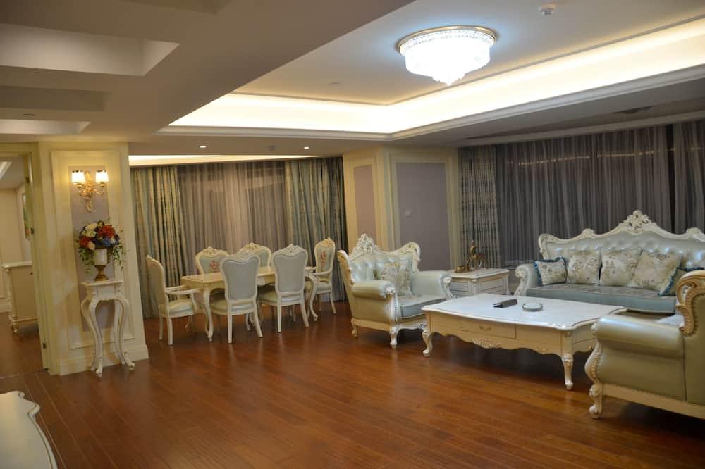 Svit Presidential - Vardagsrum