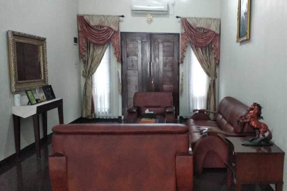 Villa, 3Schlafzimmer - Wohnzimmer