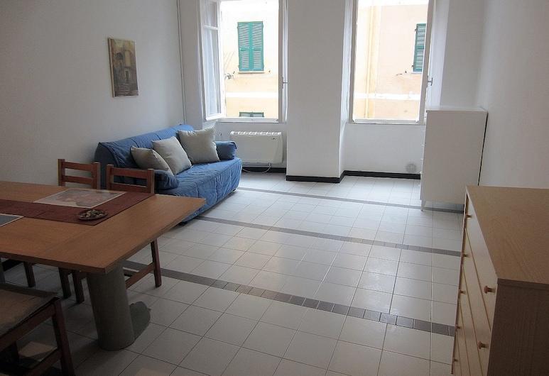 カーサ ルシオ, ベルナッツァ, アパートメント 1 ベッドルーム, リビング エリア