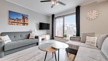 Foto van Dom&House - Apartments Waterlane Island in Gdańsk