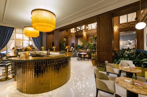 Amadria Park Hotel Capital In Zagreb Hotels Com