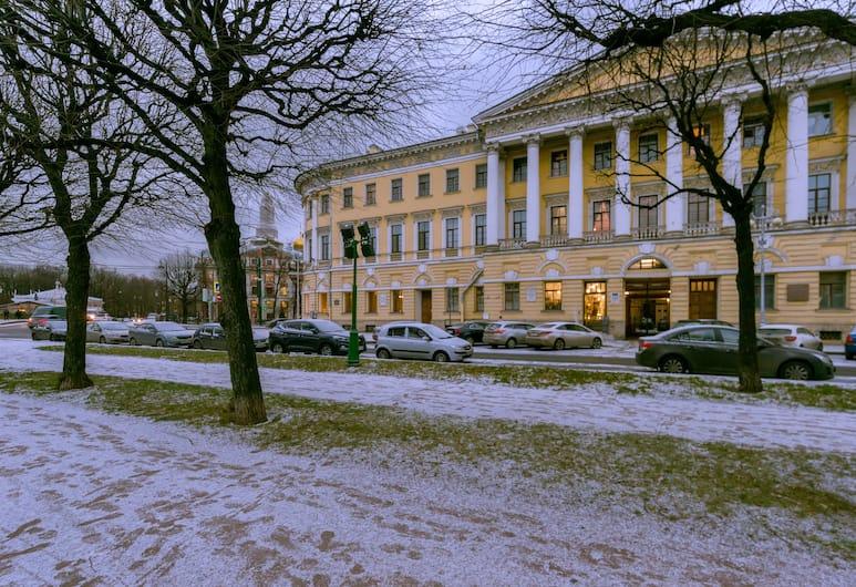 Апартаменты Welcome Home, Мойка 1, Санкт-Петербург, Территория отеля
