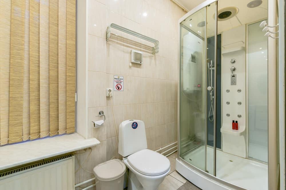 Apartmán typu Comfort, více lůžek, nekuřácký - Koupelna