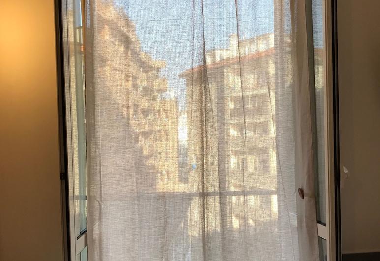 Joy Rooms, Milan, Deluxe Double Room, Courtyard View, Balcony