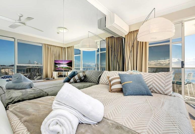 360 Views of Palm Beach, Palm Beach, Apartamento Deluxe, 2 Quartos, Sala de Estar