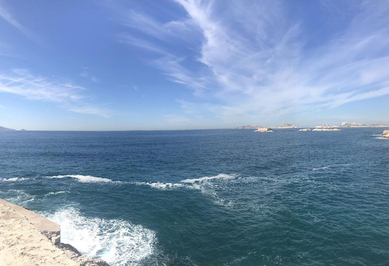 Appartements Malmousque & Vieux-Port, Marseille, Beach