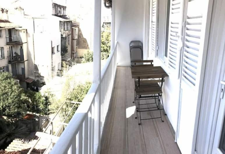 Appartements Design Marseille - Thiers, Marseille, Apartment, 2 Bedrooms, Balcony, Balkoni