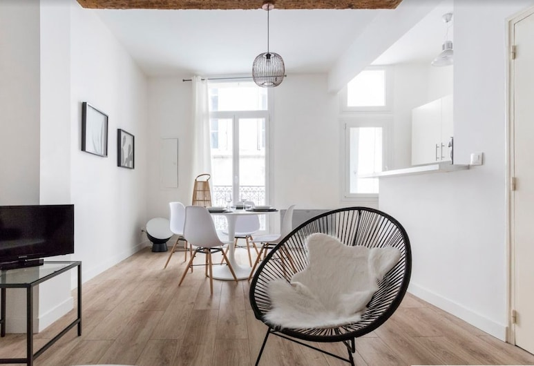 Appartement - Class Appart Ref 5053, Montpellier, Lägenhet, Vardagsrum