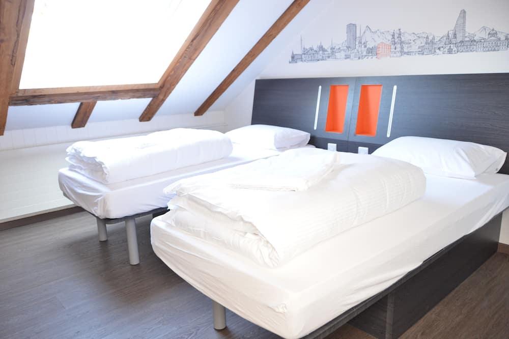 Basic Twin soba, 2 kreveta za jednu osobu, za nepušače - Soba za goste