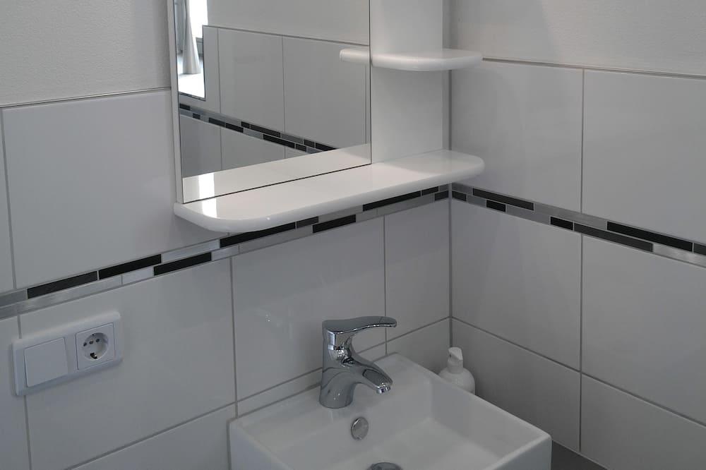 單人房 (1 - Neba dr Kich) - 浴室洗手台