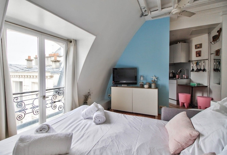 Charming Studio - Le Marais , Paris, Studio Comfort, Rum