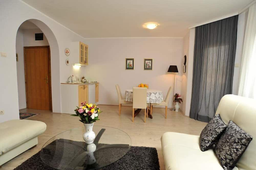 Appartamento, 1 camera da letto, balcone (Dragana) - Area soggiorno
