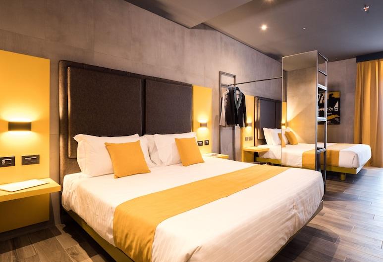J24 Hotel Milano, Milan, Suite Junior (Single Use), Kamar Tamu