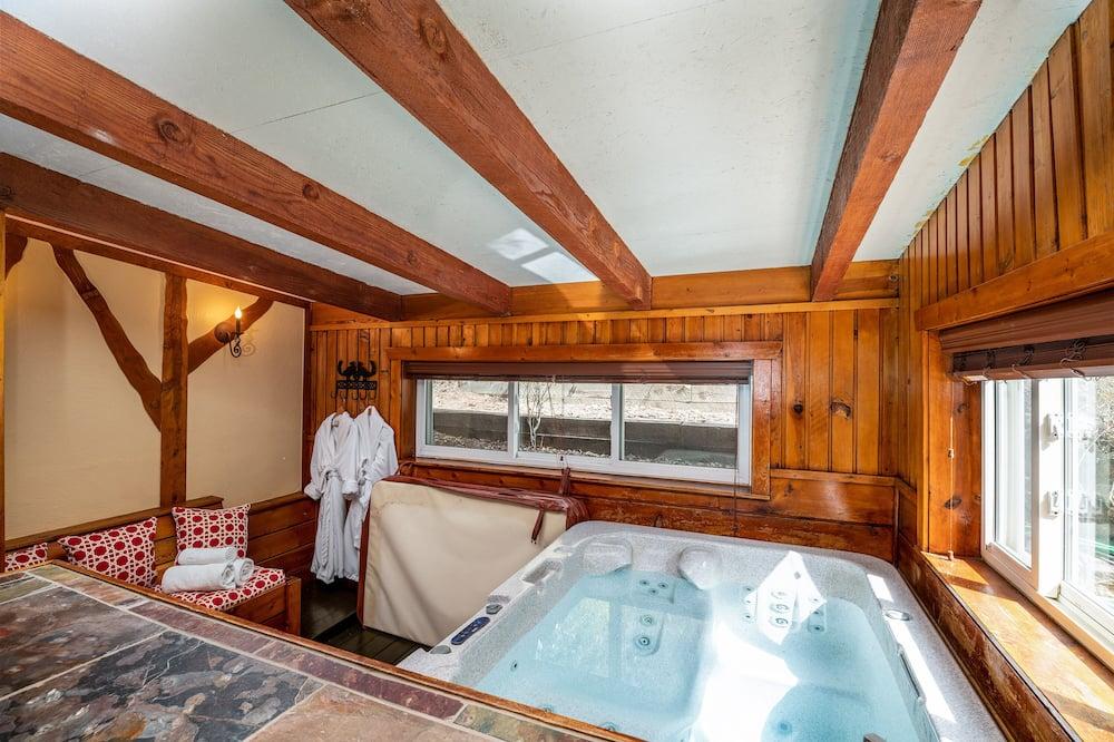 平房, 獨立浴室 (Hillside 2) - 私人 Spa 浴缸